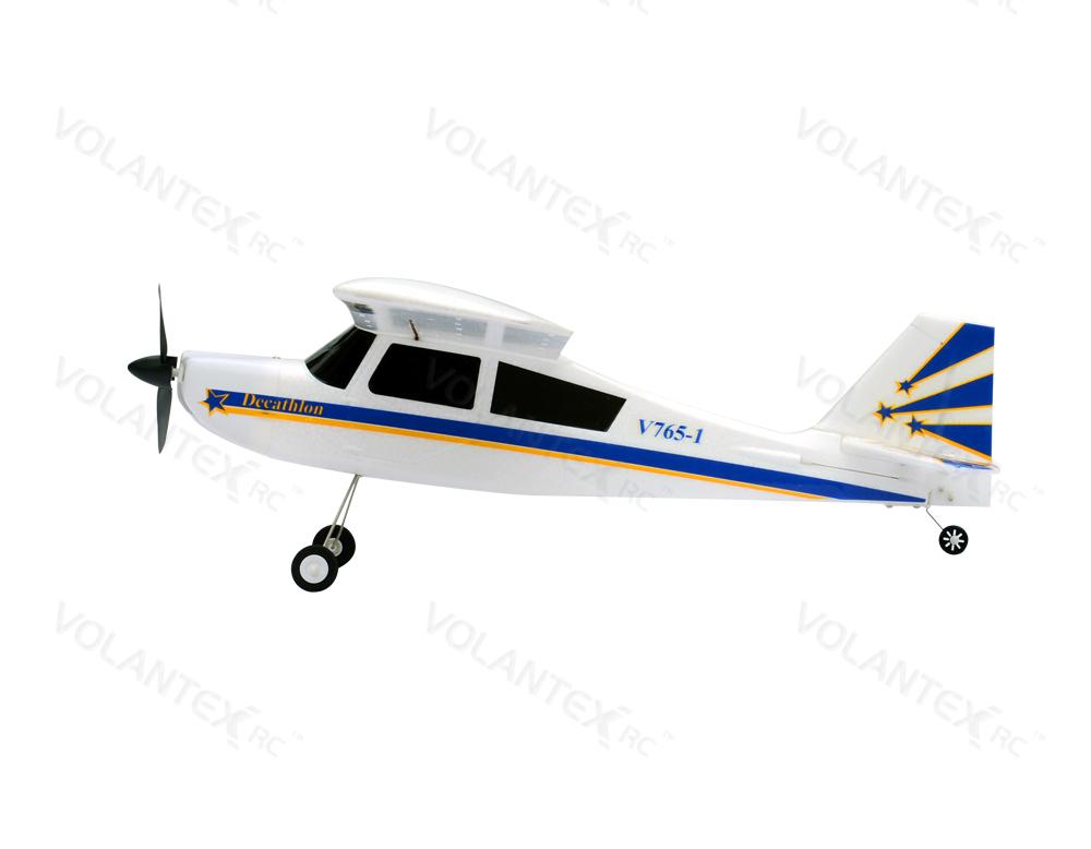 Volantexrc Decathlon EPO TW 765-1 RTF mode 2 RC plane / Eletric RC plane / trainer. Cessna / trainer plane