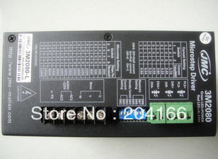 Jmc 3 phase stepper motor driver controller 3m2080 in for Three phase stepper motor driver