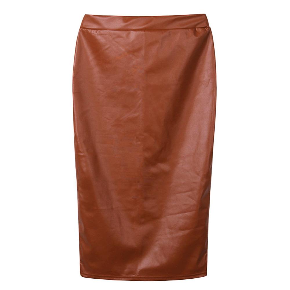 Женская юбка Bodycon OL Midi
