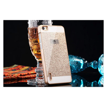 Buy Huawei P8 Lite Glitter Bling Case Huawei P9 P9 Lite Luxury Cases Back Cover Hard shell Shinning Sparkling Capa Coque for $1.35 in AliExpress store