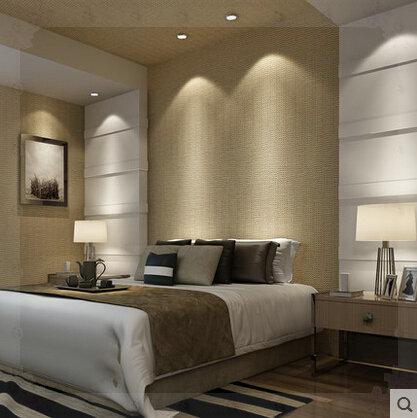 تعاقدت بيون بسيطة أنيقة غير-- المنسوجة خلفية البحر الأبيض المتوسط الزرقاء انتشار غرفة الجلوس غرفة نوم خلفية w صباغ اللون النقي(China (Mainland))