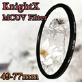 KnightX 49 52 55 58 62 67 77 MC UV MM Filter for Nikon Canon EOS