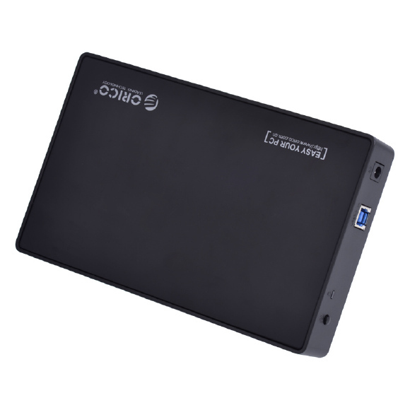3.5 HDD Enclosure Connect Any 3.5 Or 2.5 SATA Drive To Your Computer For Fast USB 3.0 Data Transfer   <br><br>Aliexpress