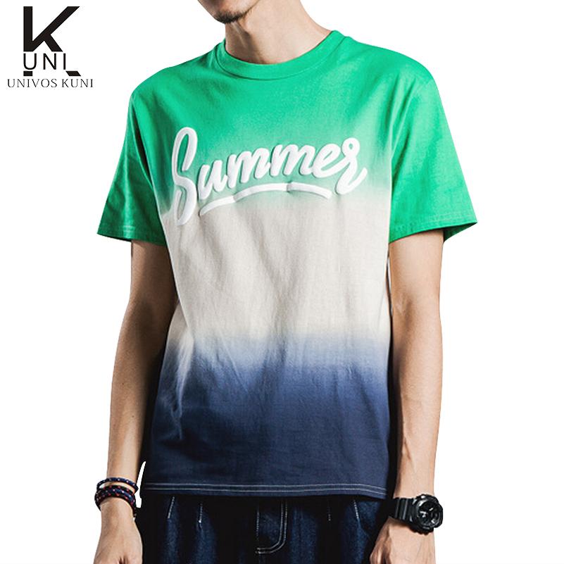 3D Bubble seal Printed T shirt Men Fashion 2016 New Summer Gradient t shirt Mens Top Tee shirt Beach Homme Camisetas Hombre F982(China (Mainland))