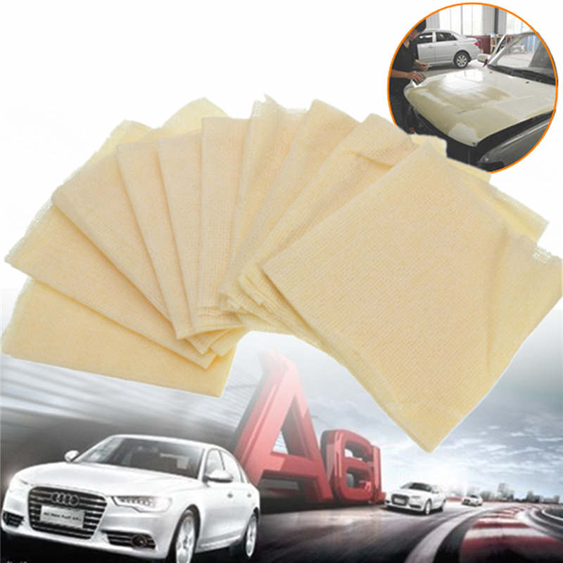 Hot Sale TACK CLOTH X 10 35x22cm RAGS STICKY PAINT BODY SHOP RESIN LINT DUST(China (Mainland))