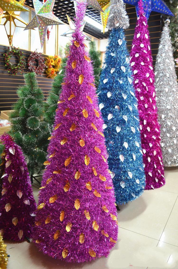 Multi Color Natalino Artificial Christmas Tree Decoration