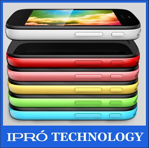 Brand New IPRO i9352 MTK 6572M Original Smartphone celular Android 4.2.2 Mobile phone Dual Core With English Spanish Portuguese(China (Mainland))