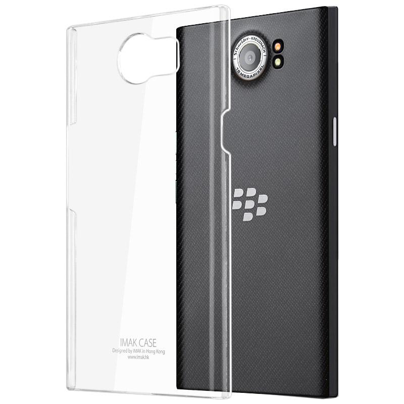 Hot for BlackBerry Priv Case Original IMAK Brand super slim Clear Crystal shell II case for BlackBerry Venice Cover Coque Capa(China (Mainland))