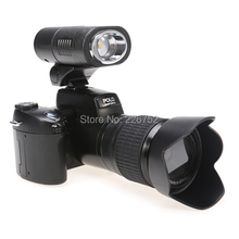 HD D3200 5.0MP CMOS 3-inch TFT LCD Screen Digital Camera 21X Optical Zoom Digital  Cameras with LED Headlamp for Outdoor Use