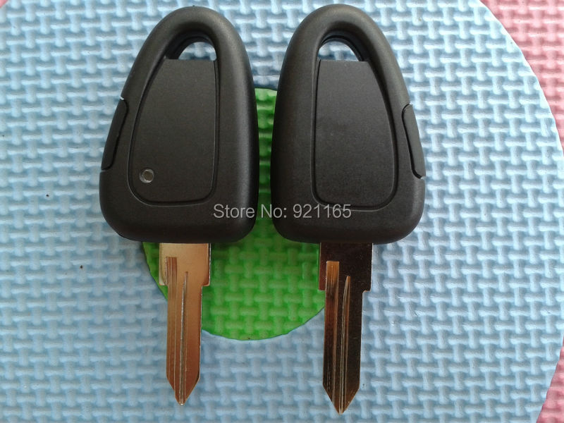 Free Shipping 1 Button Remote Key Shell For Fiat With10 pcs per lot(China (Mainland))