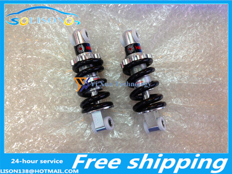 For the small four-wheel ATV Parts 49CC mini trot motorcycle shock absorber damping pitch 150MM Free Shipping(China (Mainland))