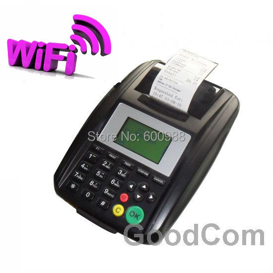 Cheap Wireless Wifi POS Printer with Linux OS for Restaurant and Pizza Shop(China (Mainland))