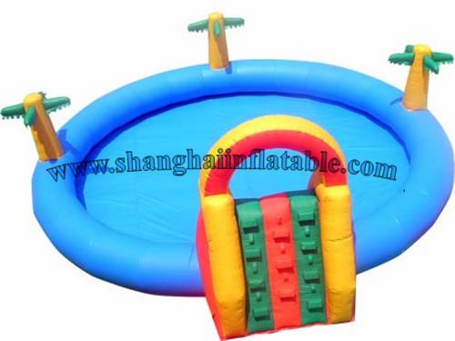 Compra inflables piscinas rectangulares online al por for Piscina inflable rectangular
