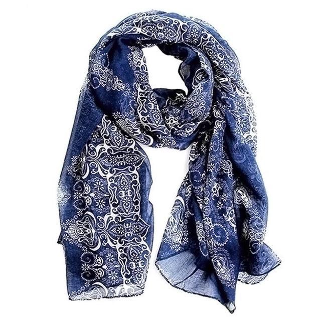 Новая Мода осень-летнего льда шелковый Шарф женщин зима теплая Кисточкой Шарф Шали Обруча шарфы Любители # L033511