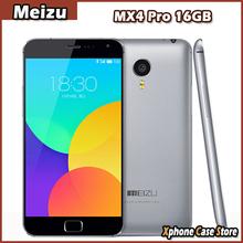 Original Meizu MX4 Pro 16GBROM+3GBRAM 5.5″ Flyme 4 SmartPhone for Exynos 5430 Octa Core Support OTG NFC 4G FDD-LTE & WCDMA & GSM