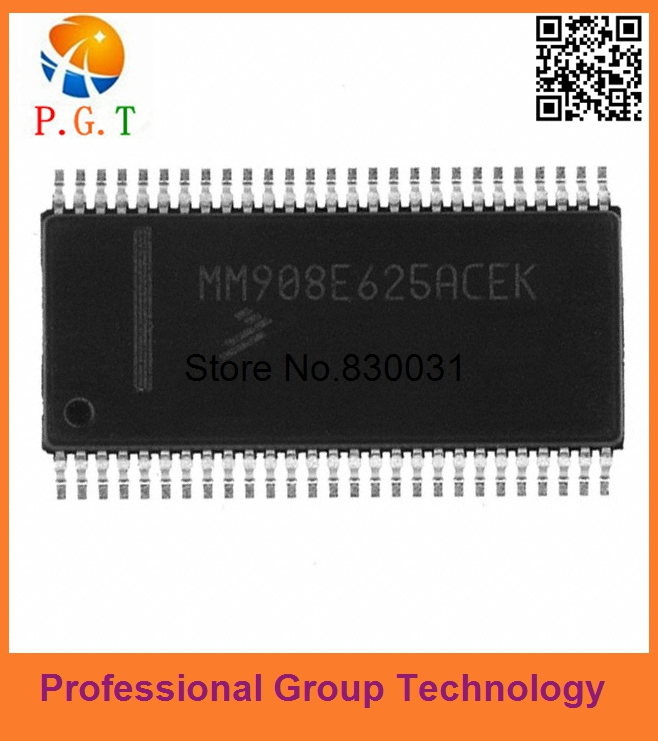 Free shipping 1pcs MM908E626AVPEK IC STEPPER MOTOR DRVR 54SOIC Application Specific(China (Mainland))