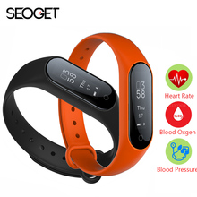 Buy 0.87'' OLED Smart watch Blood pressure/Heart rate Monitor fitness bracelet Android IOS smart wristband Bluetooth smartwatch for $15.99 in AliExpress store