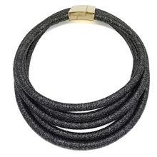 UKEN Mode Schmuck Sets Frauen Böhmen Layered Halsband Halskette Armband Sets Kim Kardashian Erklärung schmuck Bijoux femme(China)