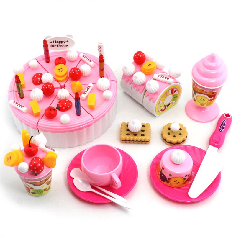 Toys For Girls Birthday : Discount toys girls child pretend play birthday gift cake