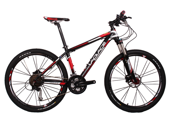 Fast Shipping High quality aluminum alloy 27 Speeds Brand new 26 inches non Folding Mountain Bike MTB front Suspension bicycle(China (Mainland))