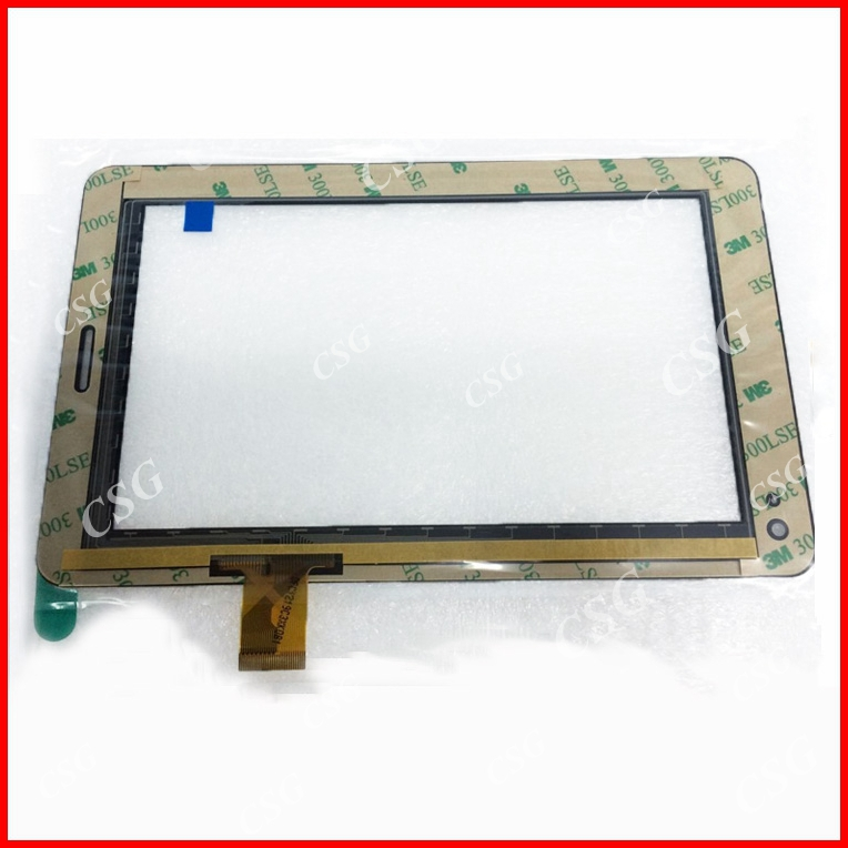 100 New 7 Tablet TPC1219 Ver1 0 TPC0533 Touch Screen Touch Panel Digitizer Glass Sensor Replacement