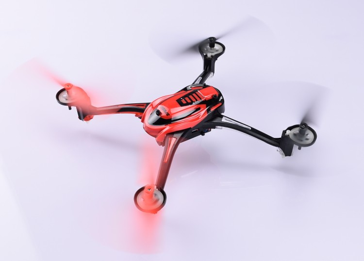 Version HT F802C Headless Mode RC Quadcopter Drone with 2.0MP HD Camera 2.4G 4CH 6Axis Helicopter Remote Control Toy Kid Gift