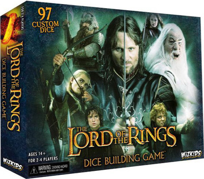 lord of the rings playing cards value