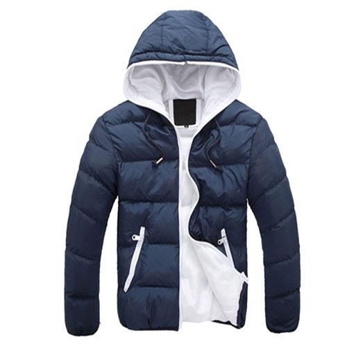 Winter Men Jacket 2015 Outdoor Hooded Mens Winter Jackets And Coats Zipper Slim Fit Windbreaker Mens