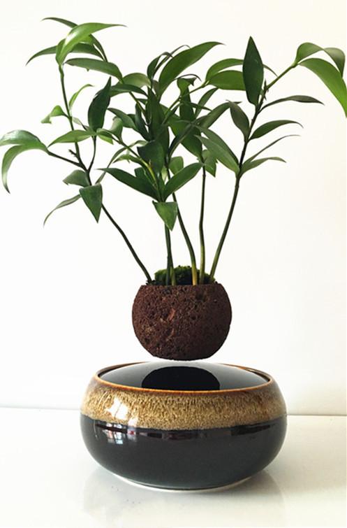 Pots en c ramique jardin promotion achetez des pots en for Plante en levitation