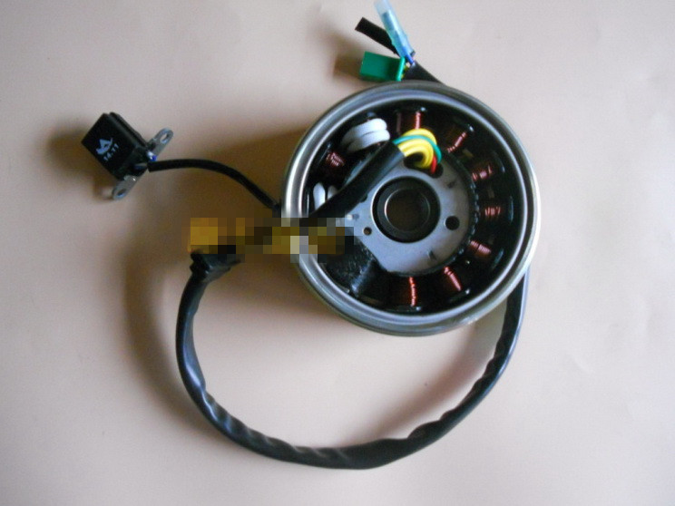 For Scooter for font b GY6 b font 125 11 modified level regulator rectifier magnetic ring