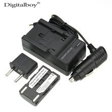 Buy Digitalboy 4PCS/Set SB-LSM80 LSM80 SB LSM80 SBLSM80 Battery+Charger+Car Charger+Plug Samsung VP-DC175 VP-DC565VP-DC575 z1 for $14.16 in AliExpress store