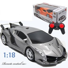 Remote control car 1:18 simulation model children's toy car Luxury sports modle Super simulation for kids girt free shipping(China (Mainland))
