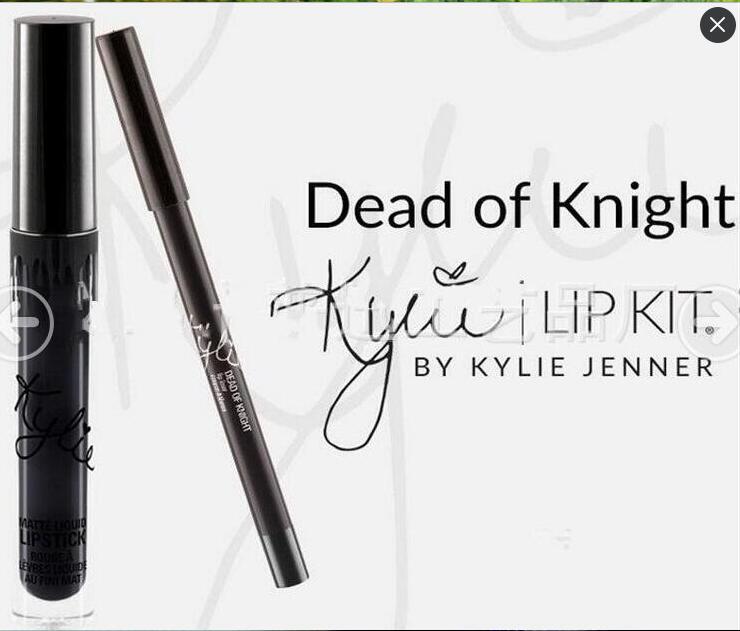 Kylie Lip Kit jenner gloss non-stick cup labial line pen suits@188 - AK168 store