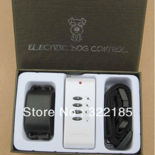 Pet Safe Electronic Shock/Viberating Dog Training Collar with Remote Control