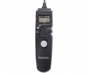 Mcoplus 80N3 C3 80N3-C3 LCD Digital Camera Timer Remote Control Shutter Release for Canon EOS 5D 5DII 5DIII 6D 7D 40D 50D(China (Mainland))