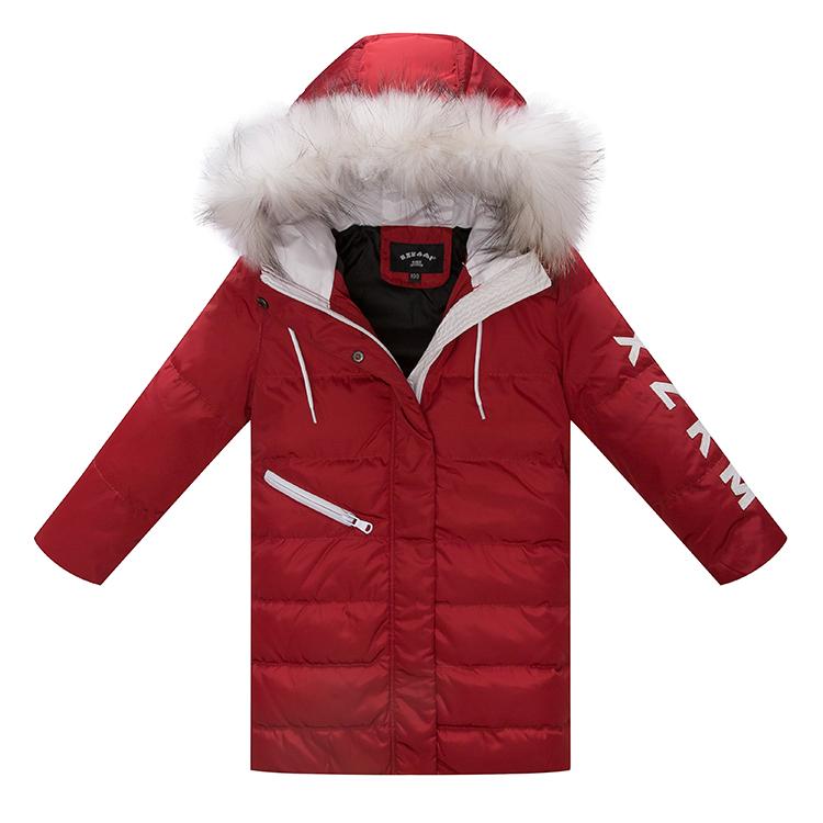 Высокое качество!К 2015 году новый зимний детский сгущает ватник мальчиков/девочек длинные стиль хлопок куртка детская вниз хлопка куртка