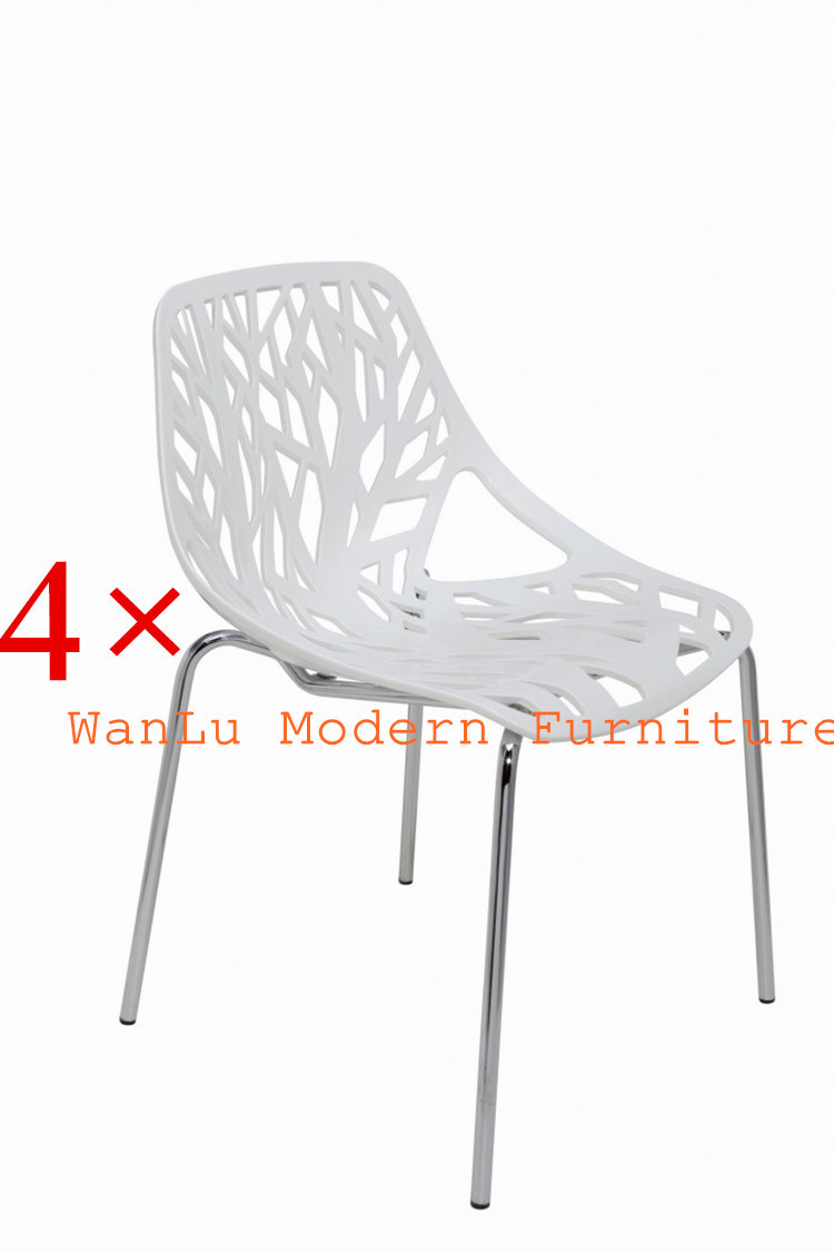 free shipping brossard dining chair hollow out plastic outdoor furniture chair philippe starck. Black Bedroom Furniture Sets. Home Design Ideas