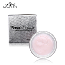 Brand New Makeup MAYCHEER Base Magique Transforming Smoothing Face Primer Cover Pore Wrinkle Lasting Concealer Foundation Base(China (Mainland))