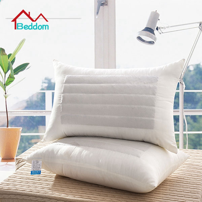 Beddom New Arrival Buckwheat Fillded Health Care Single Bed Pillows Sleeping Pillow Decorative Neck Bed Pillow 73*43cm Pillow(China (Mainland))