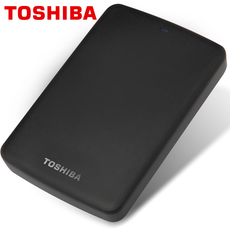 TOSHIBA 1TB External HDD 1000GB HD Portable Hard Drive ...