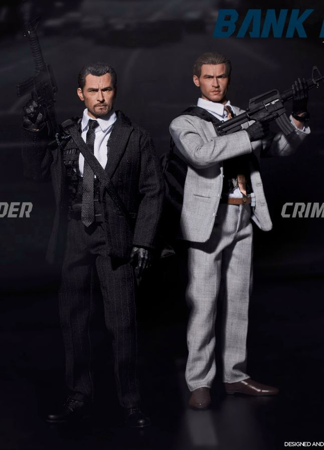 1/6 scale Figure doll Bank Robbers - Team Leader .12 action figures doll.Collectible figure Model toys and gifts. price for one<br><br>Aliexpress