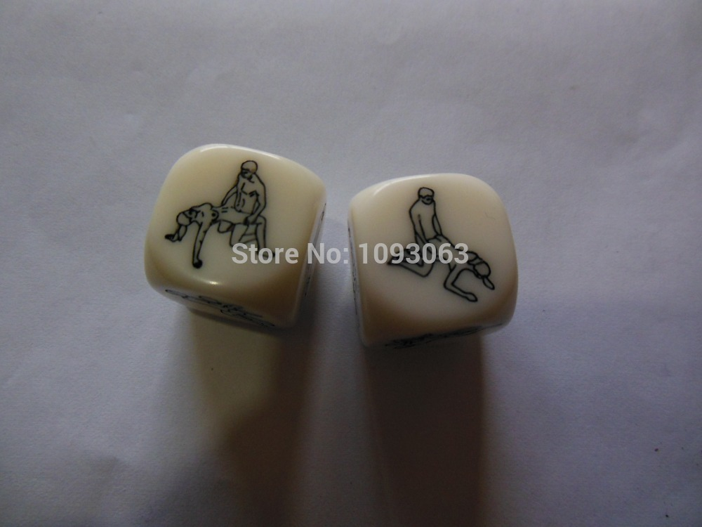 Pack of 3 pcs Fun Sex Dice Couple Lovers Flirting Gesture Adult Toy Foreplay Romantic Provocative Position Gift(China (Mainland))