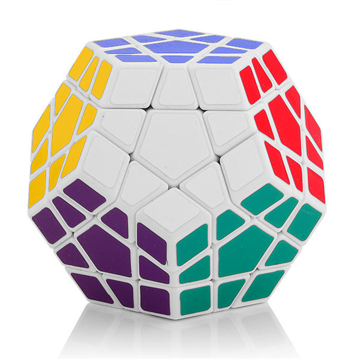 Shengshou SS Megaminx Magic Cube Puzzle Speed Cubes Educational Toy Special Toys(China (Mainland))