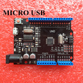 1pcs New 2016 UNO R3 ATmega328P CH340G MicroUSB Compatible for Arduino UNO Rev 3 0 hei