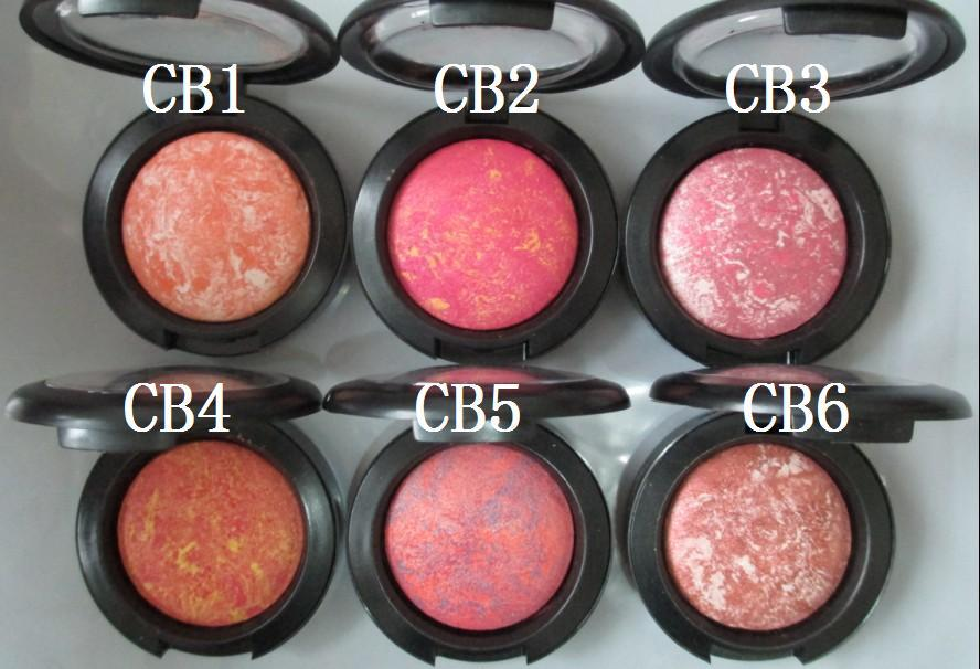 Free China Post Air mail  Mineralize Blush 3.5g(6pcs/lot)