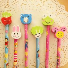 Buy 24pcs/lot Multifunction Pencil Eraser School Pencils Writing Sketching Pencils Cute Korean Pencils School for $17.01 in AliExpress store