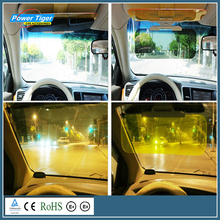 Hot Sale 1pc Black Car Sunshade Auto Accessories Car Styling Car Sun Visor Window Block Retractable Sun Visor For Cars/Trucks