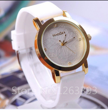 New Fashion Relogios Men And Women Watches High Quality Analog Quartz Rubber Band Watch Multicolor Elegant