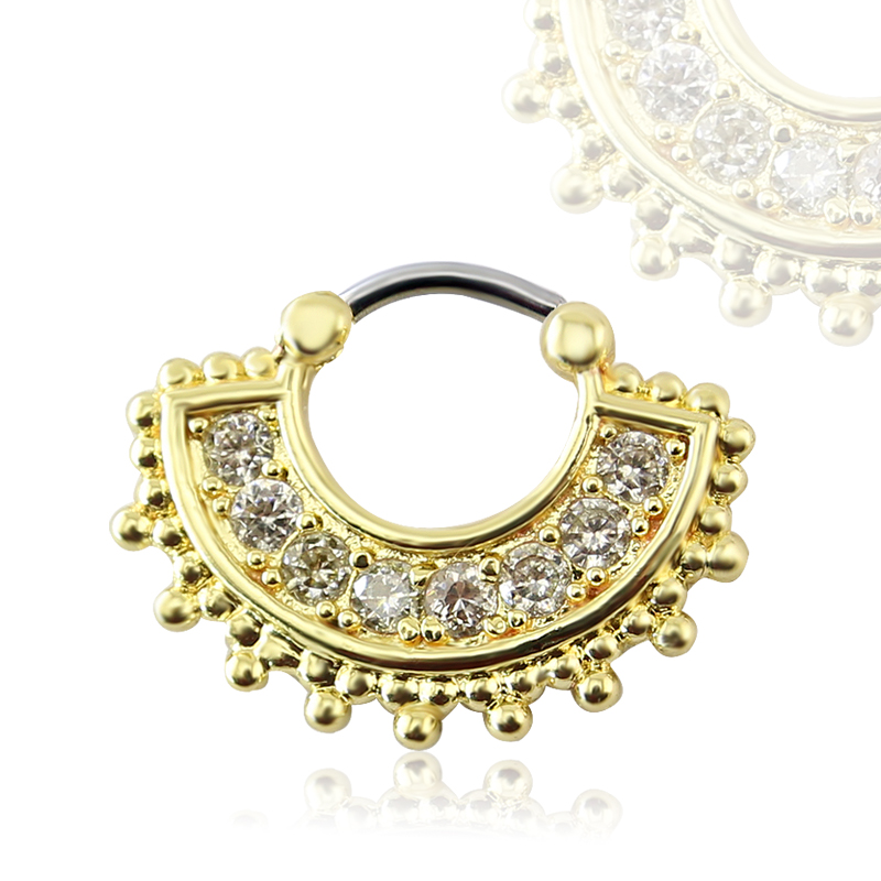 Online buy wholesale types nose piercing jewelry from for Types of body jewelry rings