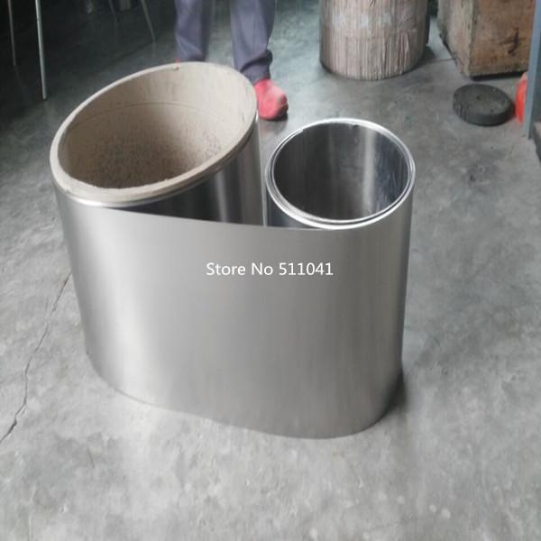 Titanium Ti Gr2 Grade 2 ASTM B265 Thin Plate Sheet Foil 0.15x200x75000 mm<br><br>Aliexpress